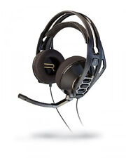 Plantronics Rig 500hd Suround PC Gaming Headset Headphones -new