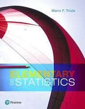 Elementary Statistics by Triola, Mario , Hardcover