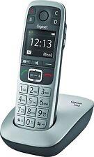 Gigaset E560 Festnetz-Telefon (für analogen Anschluß) schnurlos Senioren Telefon