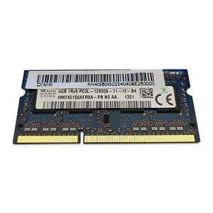 SK Hynix 4GB DDR3L 1600MHz Laptop RAM Memory PC3L-12800S Notebook SO-DIMM