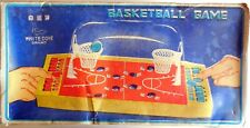 VINTAGE BASKETBALL GAME WHITE DOVE BRAND BOXED 80s MADE IN CHINA