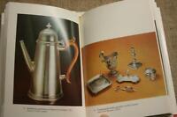 Sammler-Buch altes Englisches Silber, Tafelsilber, Besteck, Antiquitätenbuch