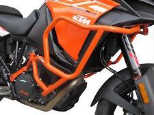 CRASH BARS HEED KTM 1290 SUPER ADVENTURE S (2017 - 2018) orange