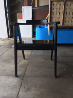Paul Mathieu 1st chair ,HOLLY HUNT ,RALPH PUCCI ,DONGHIA ,KNOLL ,MCM ,SIGNED