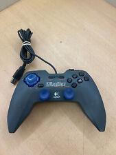 Logitech Wingman Precision USB Wired Controller RUMBLEPAD Gamepad For PC UK