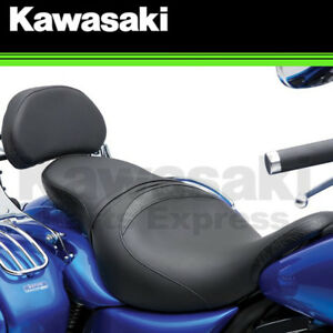 NEW 2011 - 2021 GENUINE KAWASAKI VULCAN 1700 VAQUERO PASSENGER BACKREST