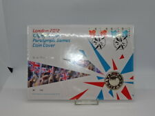 Royal Mint London 2012 Olympic And Paralympic Games Coin Cover - Silver Proof £5