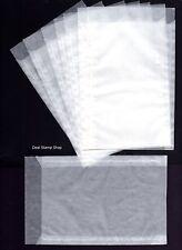 More details for lindner protective glassine envelopes 115 x 160mm  brand new  ♺ freepost ref:710