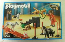 Playmobil Roncalli-Hundedressur 9048 Neu Roncalli Zirkus  Hunde Circus