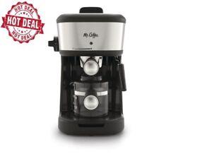 Mr. Coffee Espresso Maker | Cappuccino Maker | Latte Maker
