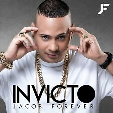 Invicto - Jacob Forever (CD, 2017, Sony Latin Music) - FREE SHIPPING