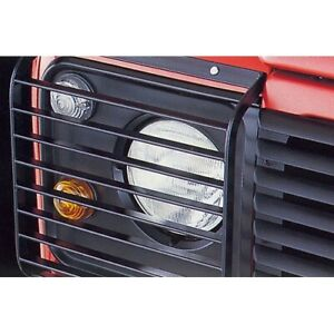 LAND ROVER DEFENDER 90 & 110 2002-ON GENUINE LAMP GUARDS FRONT PAIR STC53161