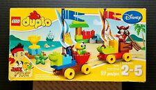 LEGO Duplo Jake & Never Land Pirates #10539 - BEACH RACING - Brand New, Retired!