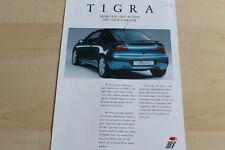 146768) Opel Tigra Irmscher - Zubehör - Prospekt 07/1995