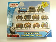 "Thomas & Friends  Ravensburger Floor Puzzle ""Counting Train Compter Avec Thomas"""