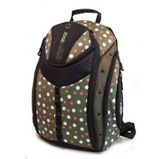 Mobile Edge ECO Backpack Green w/Dots MEBPE9D