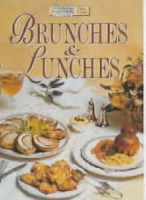 Australian Women's Weekly Brunches and Lunches AWW Cookbook book  0949128996