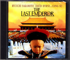 The Last Emperor Ryuichi Sakamoto David Byrne est l'ultimo imperatore 坂本龍一 末代皇帝 CD