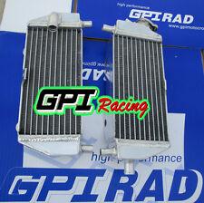 FOR Kawasaki KX125 KX250 1994-2002 94 95   Aluminum Radiator