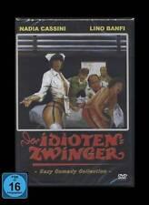 DVD DER IDIOTENZWINGER - TOTAL BEKNACKT - ITALO KOMÖDIE *** NEU ***