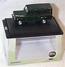 Land rover Defender Green LWB 1-76 Scale Mib