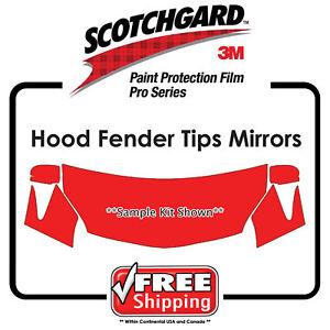Kits for Infiniti - 3M 948 SGH6 PRO SERIES Scotchgard Paint Protection  Hood fen