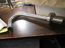 Aquabrass xround  x7512   Lav faucet with joystick Brushed  Chrome  MIB