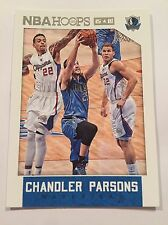Chandler Parsons Dallas Mavericks NBA Panini Hoops Basketball Card No 107