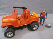 M.A.S.K. 1985 GATOR w/ DUSTY HAYES Complete Short Mask Series 1 Kenner