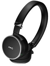 AKG N60 NC Sound Foldable Headphone With Remote Mic Black