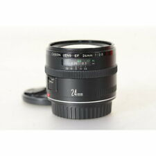 Canon EF 2,8/24mm Weitwinkel Objektiv - 2506A003 - Canon EOS Lens