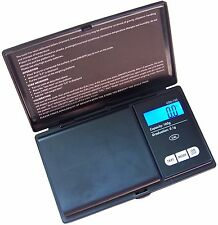 Precision Digital Pocket Scale Coins Gold Nugget Jewelry Silver Herbs 100 Gr US