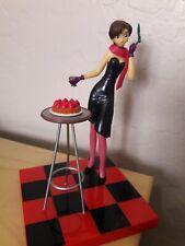 "Neon Genesis Evangelion ""Yui Ikari"" Project Eva Figure Set with Stand"