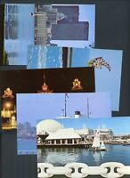 LOT 75035  CANADA UX109A a SET OF 15   UNUSED POST CARD 1971-4  PICTORIAL ISSUES