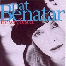 Pat Benatar : The Very Best Of Pat Benatar CD (1994) ***NEW***