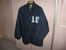 1991 UNC Tar Heels CAROLINA LACROSSE National Champion WARMUP Jacket #10 RETIRED