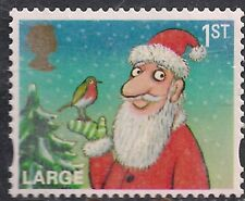 GB 2012 QE2 1st Class Christmas Large Letter Unused No Gum SG 3419  ( F1074 )