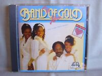 Band of Gold- The Album- GALAXIS 1986- Made in W.Germany- No Barcode- RAR