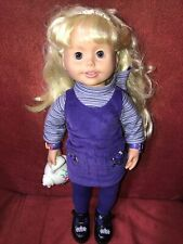 Playmates Amazing Ally Interactive Doll,1999,