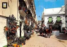 Spain Cadiz Plazuela del Tio de la Tiza Horse Carriage