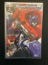 Transformers Armada 4 Prime High Grade DW Comic Book CL97-159