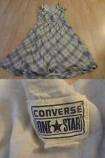 Women's Converse One Star S NWT Dress Grey Plaid