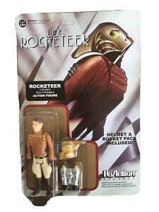Funko Reaction The Rocketeer Rocketeer 3 3/4 Posable Action Figure