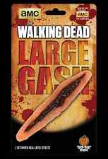 The Walking Dead Licensed Large Walker Gash Appliance Latex Prosthetic  Zombie