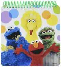 Sesame Street Elmo Cookie Big Bird Cute Kids Birthday Party Favor Notepad