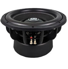 "12"" Sub Subwoofer Bass Car Audio 5500W 2Ohm Dual Voice Coil Bass SQL Car Audio"