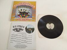 THE BEATLES - MAGICAL MYSTERY TOUR - 1971 - CAPITOL EMI 2835