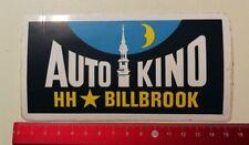 ADESIVI/Sticker: AUTO Cinema HH Billbrook (29031764)