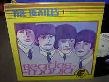 BEATLES 1 / beatles mania ( rock ) - black panther -