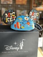 New Disney Designer Collection Mickey Mouse Music Hat Festival Of Arts 2020